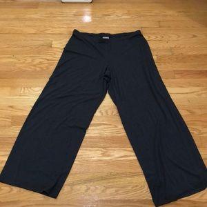 J Jill wide legged pants